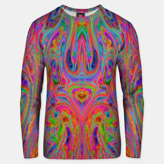Miniatur Psychedelic Spill 25 Unisex sweater, Live Heroes