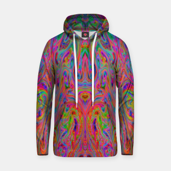 Miniatur Psychedelic Spill 25 Hoodie, Live Heroes