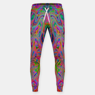 Miniatur Psychedelic Spill 25 Sweatpants, Live Heroes