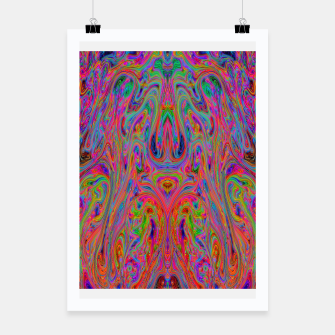 Thumbnail image of Psychedelic Spill 25 Poster, Live Heroes