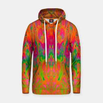 Miniatur Psychedelic Spill 19 Hoodie, Live Heroes