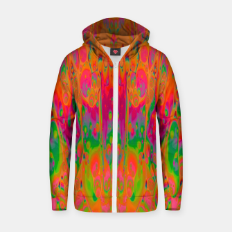 Miniatur Psychedelic Spill 19 Zip up hoodie, Live Heroes