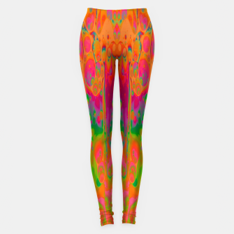 Miniatur Psychedelic Spill 19 Leggings, Live Heroes