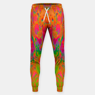 Miniatur Psychedelic Spill 19 Sweatpants, Live Heroes