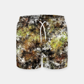 Thumbnail image of Chipping at the surface Swim Shorts, Live Heroes