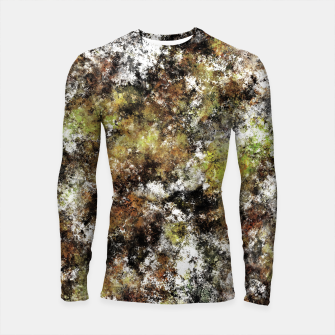 Thumbnail image of Chipping at the surface Longsleeve rashguard , Live Heroes