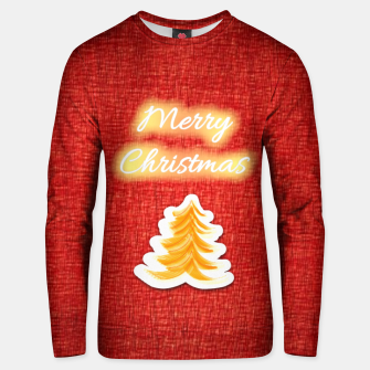 Miniatur Merry Christmas Bluza unisex, Live Heroes