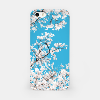 Thumbnail image of White Blossom iPhone Case, Live Heroes