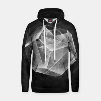 "Thumbnail image of Black and grey ""Art-I-Fact""  Hoodie, Live Heroes"