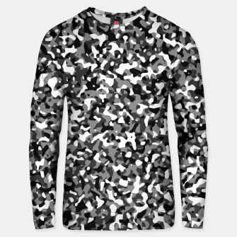 Thumbnail image of Snow Pattern Camouflage Style Unisex sweatshirt, Live Heroes