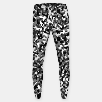 Miniatur Snow Pattern Camouflage Style Hosen, Live Heroes