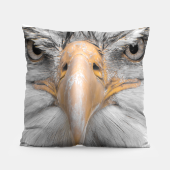Thumbnail image of zappwaits Eagle Pillow, Live Heroes