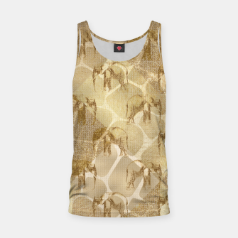 Imagen en miniatura de Abstract Safari Tank Top, Live Heroes