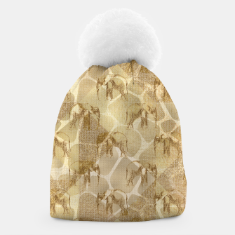 Thumbnail image of Abstract Safari Beanie, Live Heroes