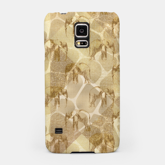 Imagen en miniatura de Abstract Safari Samsung Case, Live Heroes
