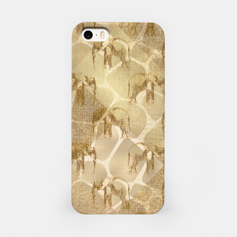 Thumbnail image of Abstract Safari iPhone Case, Live Heroes