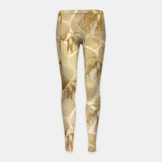 Imagen en miniatura de Abstract Safari Girl's leggings, Live Heroes