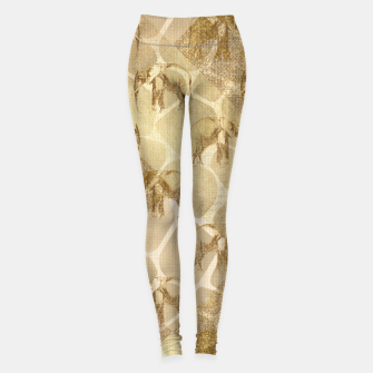 Imagen en miniatura de Abstract Safari Leggings, Live Heroes