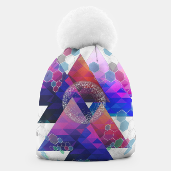 Thumbnail image of Triangle Planet  Beanie, Live Heroes