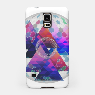 Triangle Planet  Samsung Case Bild der Miniatur