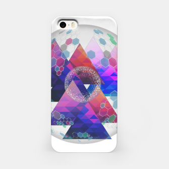 Triangle Planet  iPhone Case Bild der Miniatur