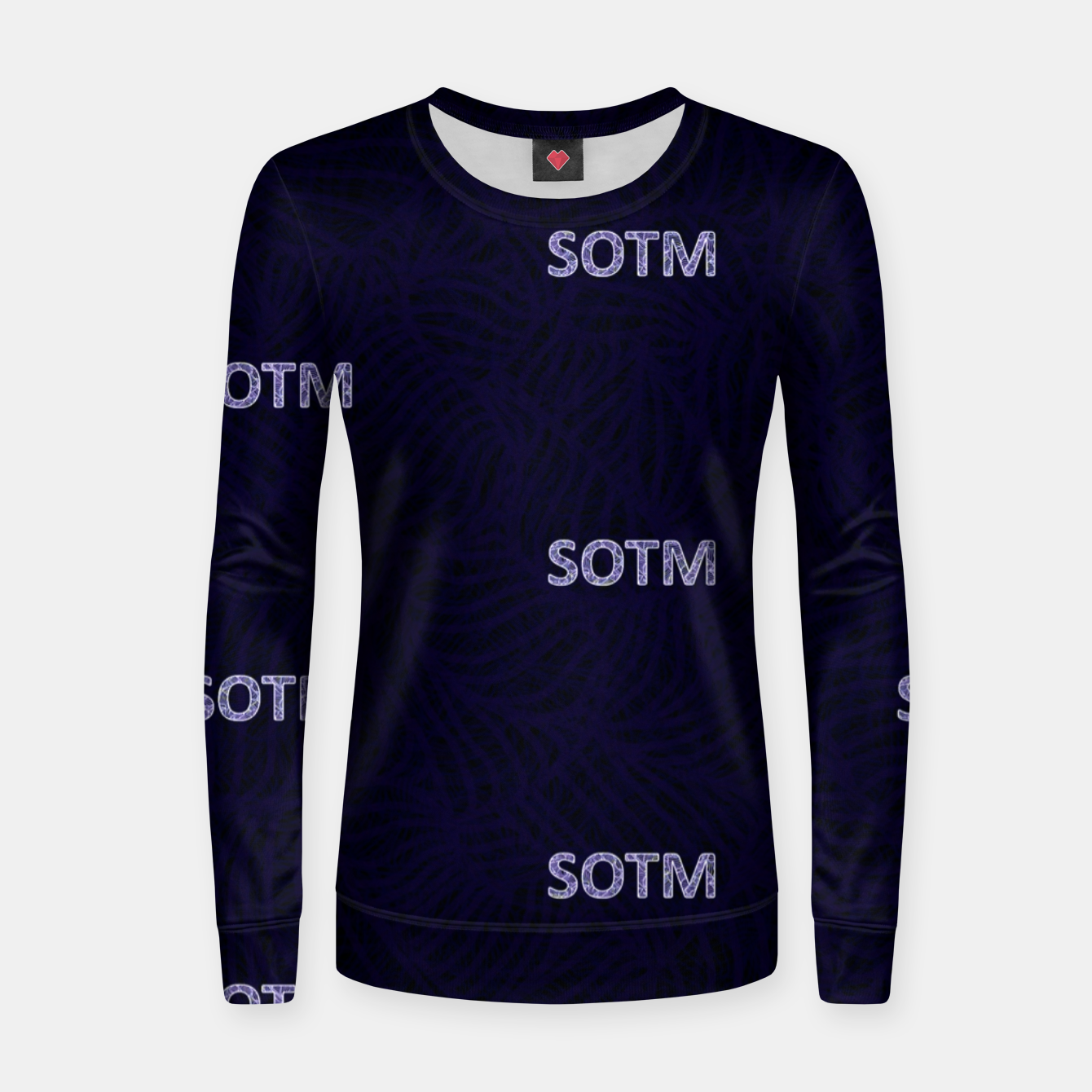 Image of SOTM Women sweater - Live Heroes