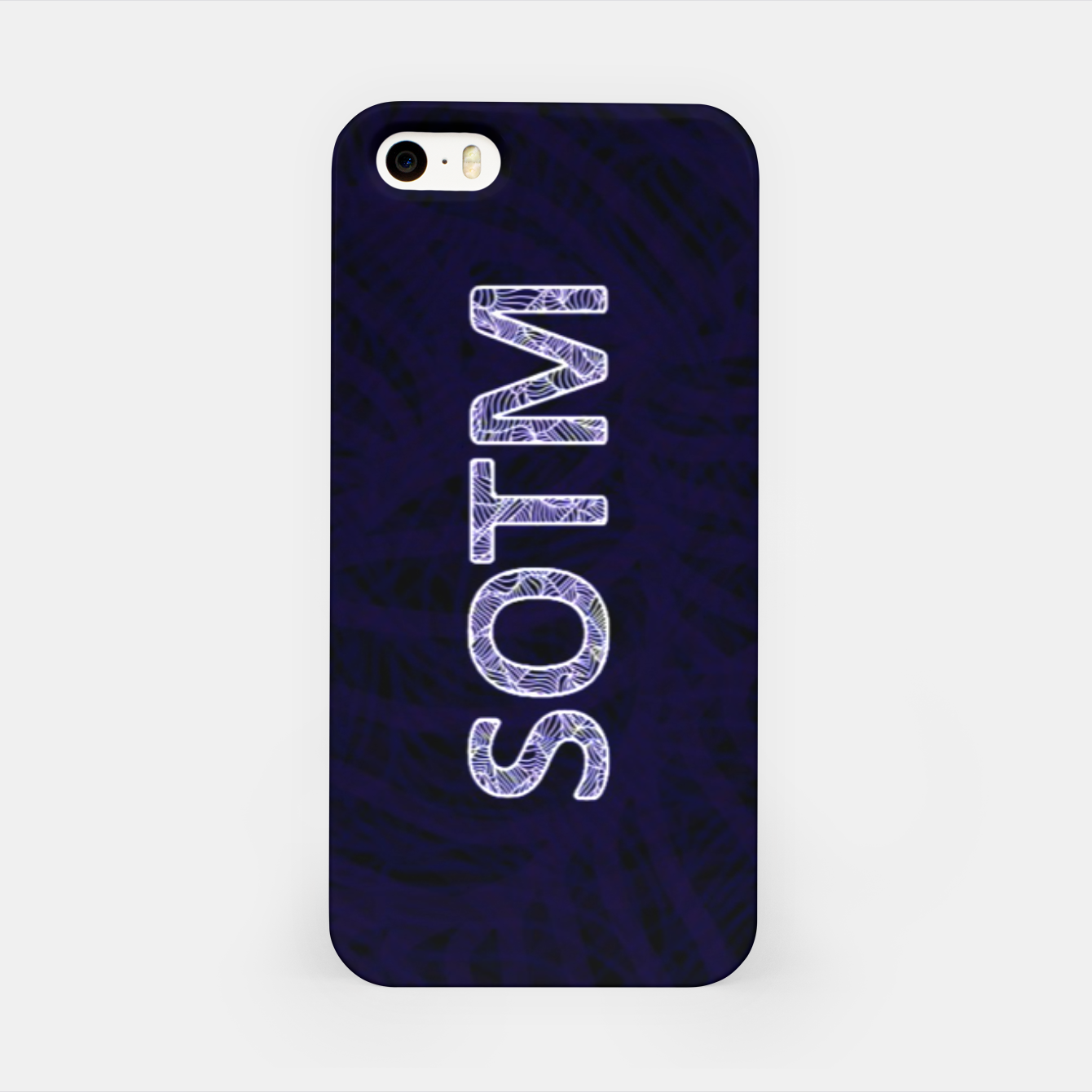 Image of SOTM iPhone Case - Live Heroes