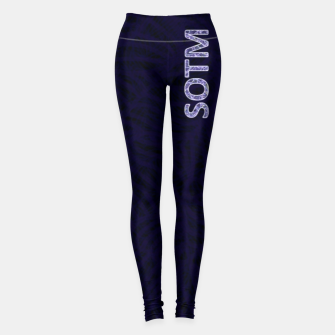 Thumbnail image of SOTM Leggings, Live Heroes