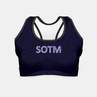Thumbnail image of SOTM Crop Top, Live Heroes
