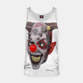 Thumbnail image of Clown Tank Top, Live Heroes