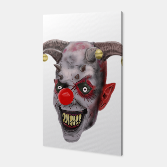 Thumbnail image of Clown Canvas, Live Heroes