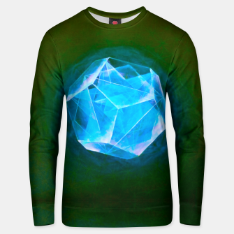 Thumbnail image of Cool Art-I-Fact  Unisex sweater, Live Heroes
