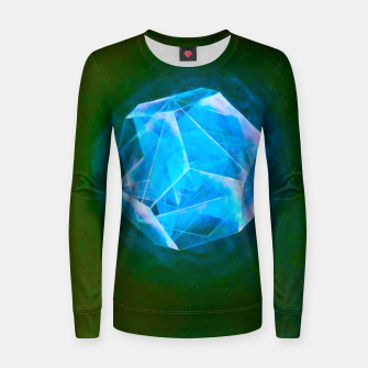 Thumbnail image of Cool Art-I-Fact  Women sweater, Live Heroes