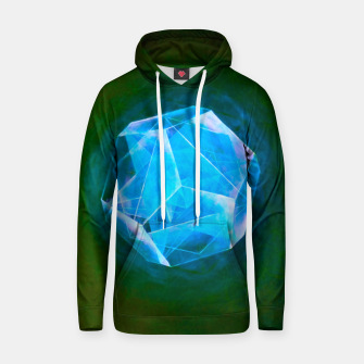 Thumbnail image of Cool Art-I-Fact  Hoodie, Live Heroes
