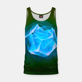 Thumbnail image of Cool Art-I-Fact  Tank Top, Live Heroes