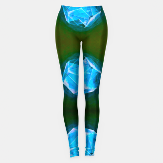 Thumbnail image of Cool Art-I-Fact  Leggings, Live Heroes