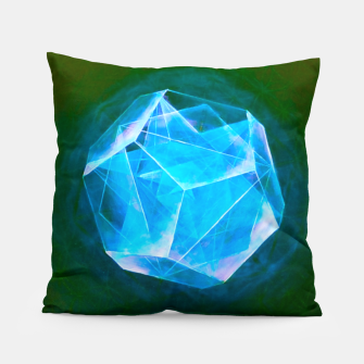 Thumbnail image of Cool Art-I-Fact  Pillow, Live Heroes