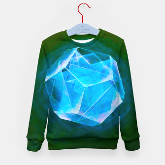 Thumbnail image of Cool Art-I-Fact  Kid's sweater, Live Heroes