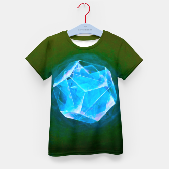 Thumbnail image of Cool Art-I-Fact  Kid's t-shirt, Live Heroes