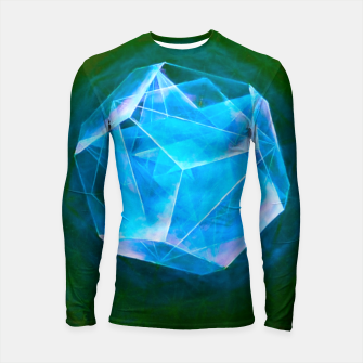 Thumbnail image of Cool Art-I-Fact  Longsleeve rashguard , Live Heroes