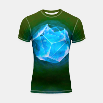 Thumbnail image of Cool Art-I-Fact  Shortsleeve rashguard, Live Heroes
