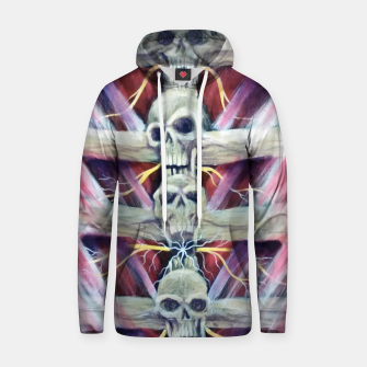 Thumbnail image of Back pains Hoodie, Live Heroes