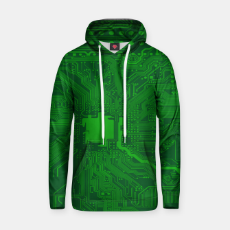 Thumbnail image of Computer Age (Circuit Board) 2 Hoodie, Live Heroes