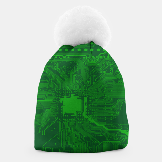 Thumbnail image of Computer Age (Circuit Board) 2 Beanie, Live Heroes