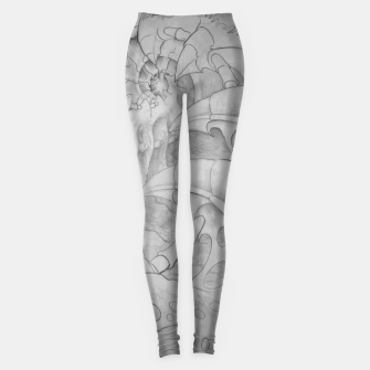 Thumbnail image of Biomech tunnel Leggings, Live Heroes