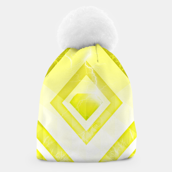 Miniatur Yellow Diamond Beanie, Live Heroes