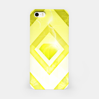 Miniatur Yellow Diamond iPhone Case, Live Heroes