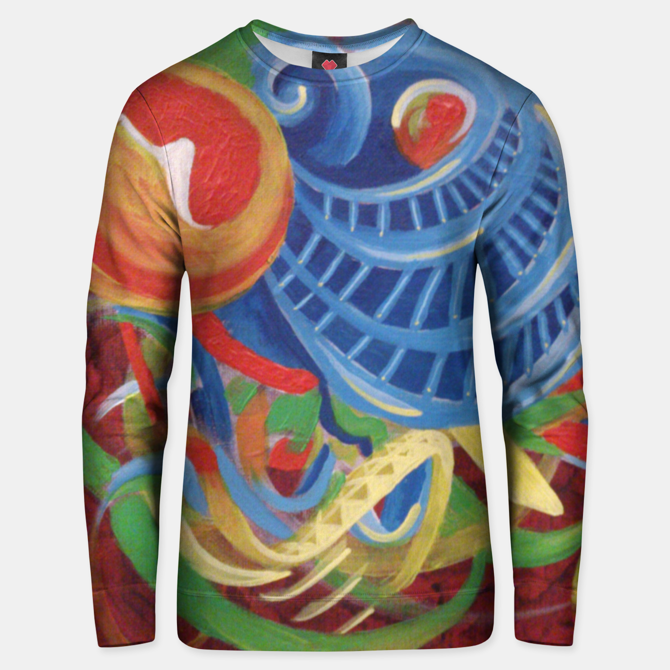 Image de Randoms Unisex sweater - Live Heroes