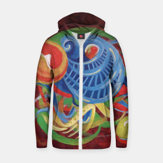Thumbnail image of Randoms Zip up hoodie, Live Heroes