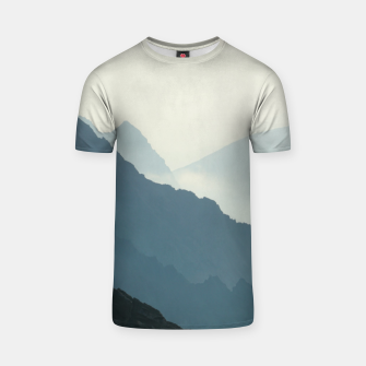 Thumbnail image of Berge T-Shirt, Live Heroes